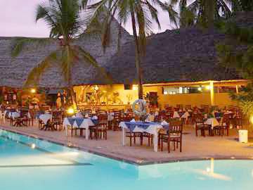 Hotel Kenya Bay Beach