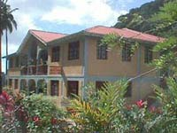 Roseau Valley Hotel, Dominica