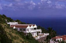 Gate House Inn, Saba
