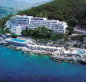 Palace Hotel Dubrovnik Croatia