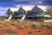 Desert Gardens Hotel, Ayers Rock, Australia
