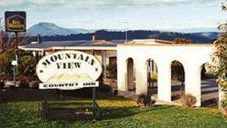 Best Western Mountain View Inn, Deloraine, Tasmania