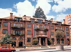 Casa medina hotel bogota colombia for Casa mansion bogota