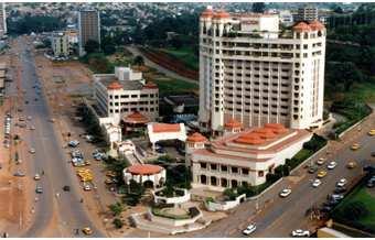 Hilton Hotel Yaounde Cameroon